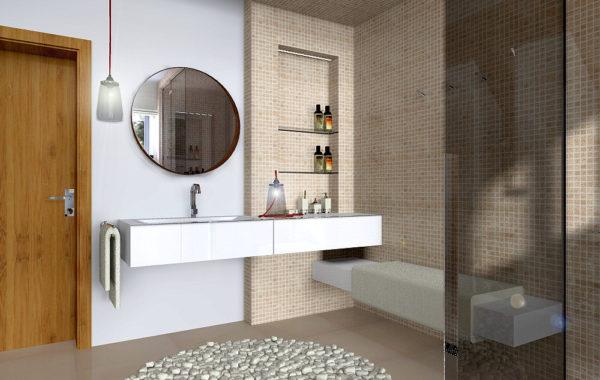 Koupelna na míru