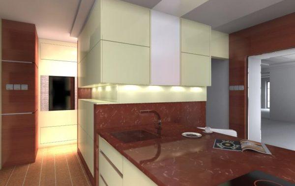 stylová kuchyně