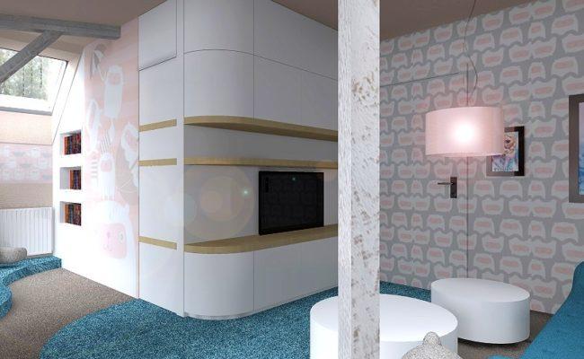 pokoj s houpačkou